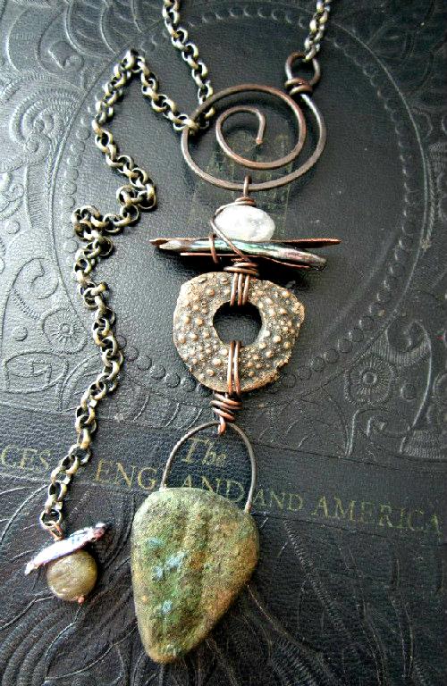 Staci Louise Smith Handmade Art Jewelry Necklaces Jewelry