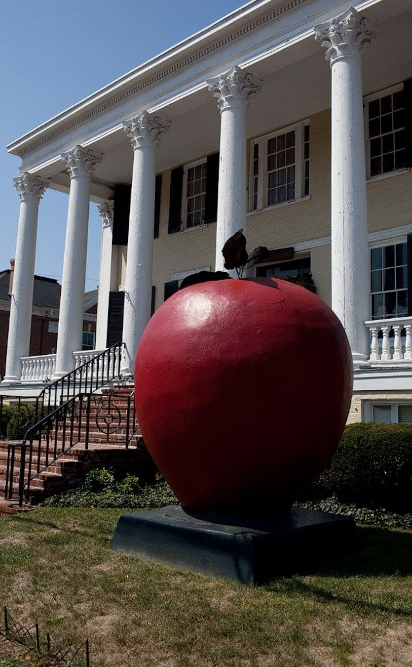 Virginia Is For Lovers, Apple