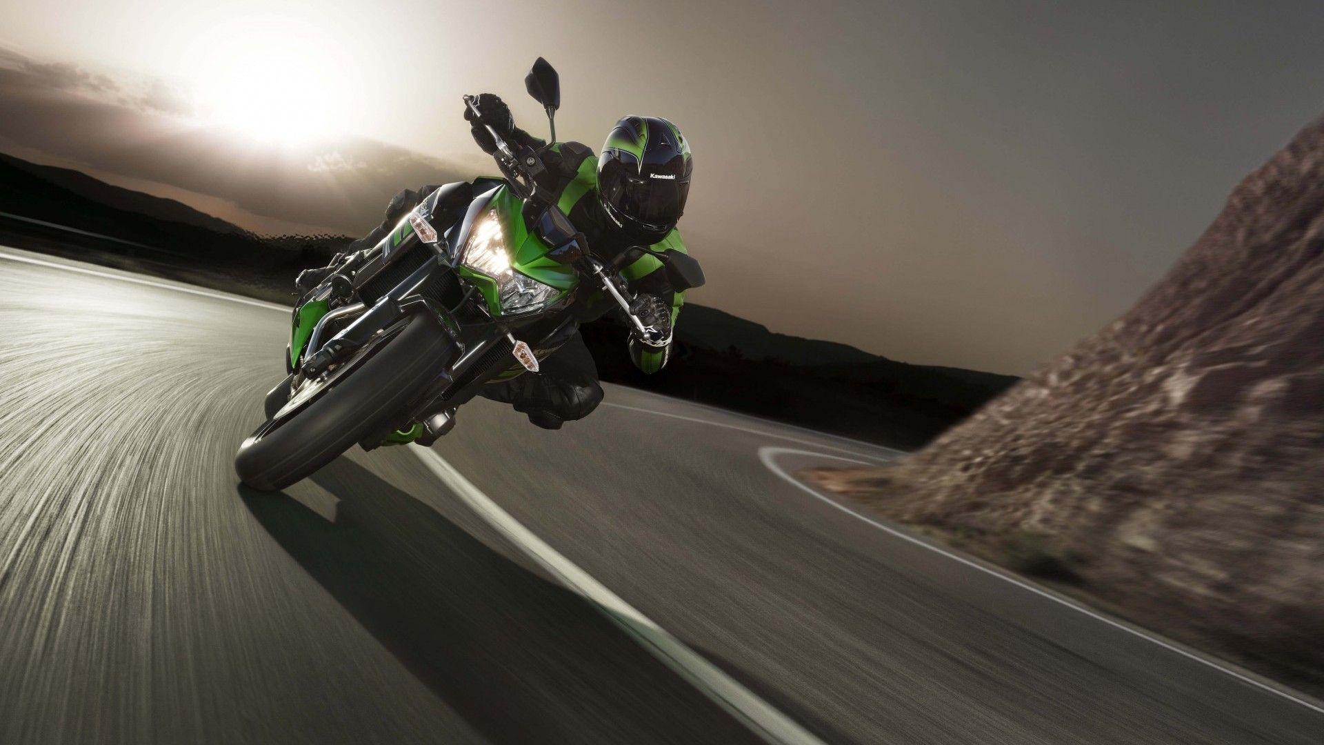 Kawasaki Ninja Zx10r HD Wallpapers 6