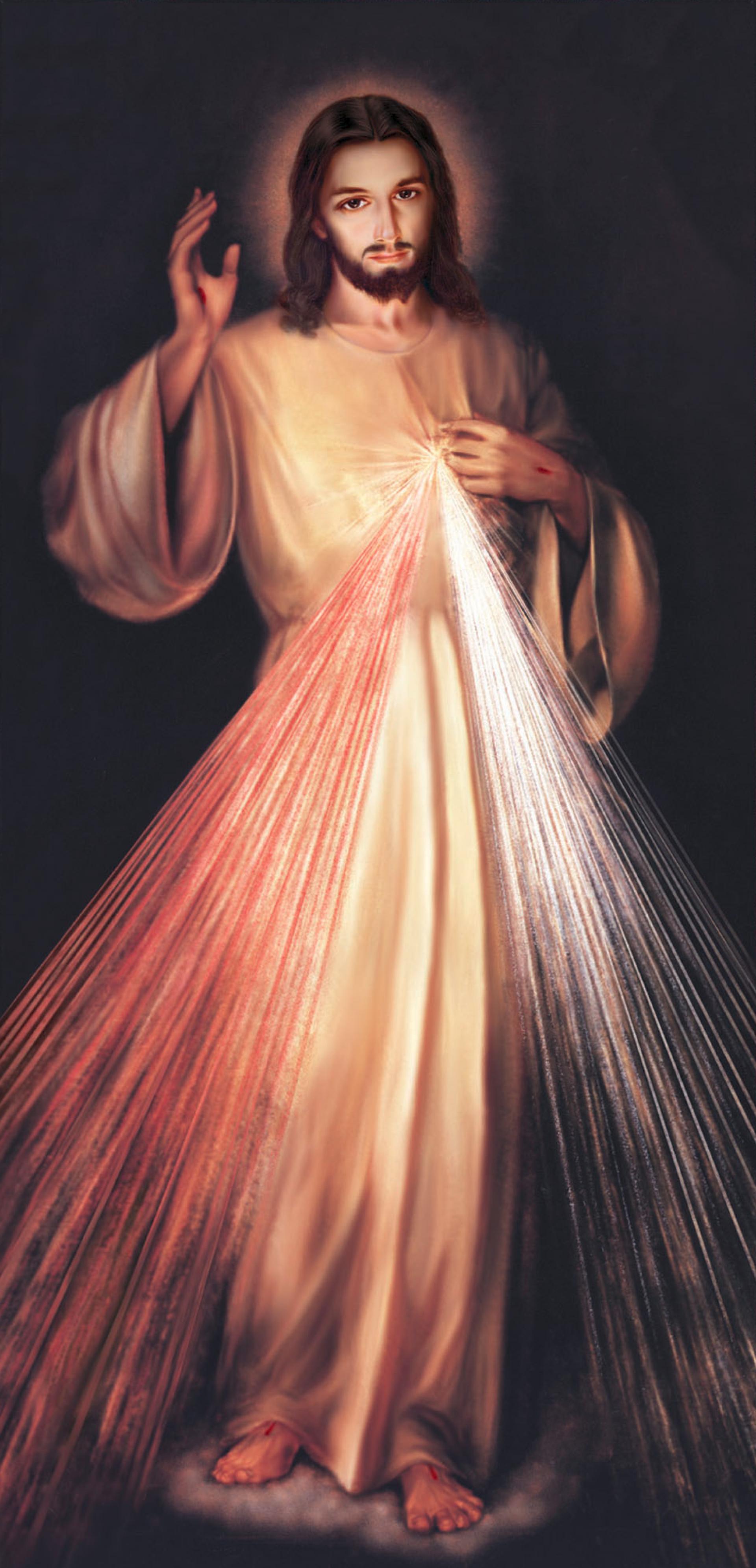 Preferência Jesus Misericordioso | IMÁGENES DiVINAS | Pinterest | Divine mercy  MK44
