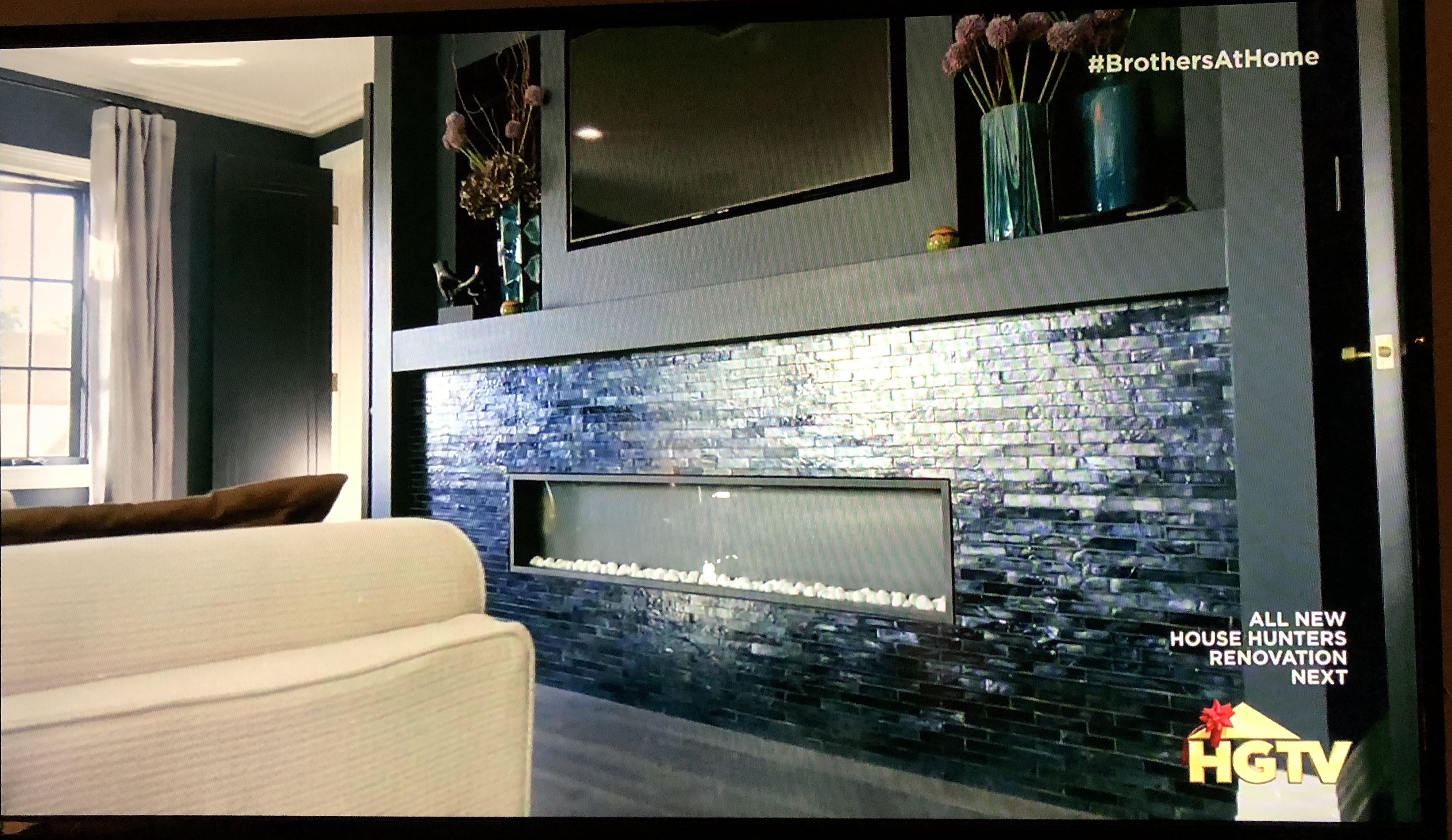 Image result for drew's honeymoon house master suite fireplace. Shop Drew's Honeymoon House! {Master Suite}