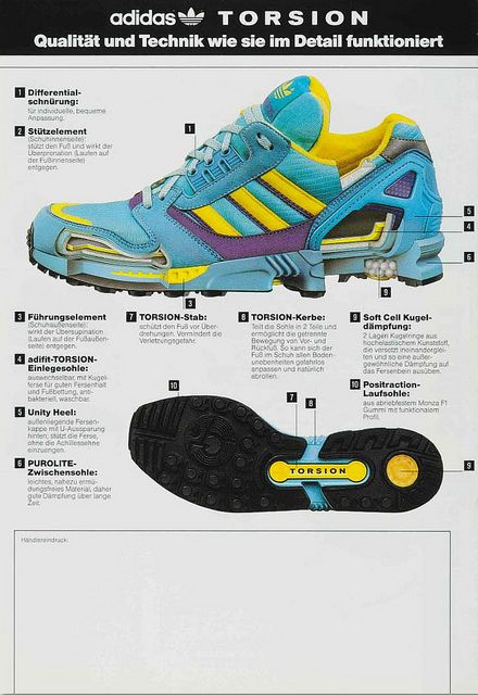 on sale a01ed 54c24 adidas TORSION RUNNING   Flickr   partage de photos !