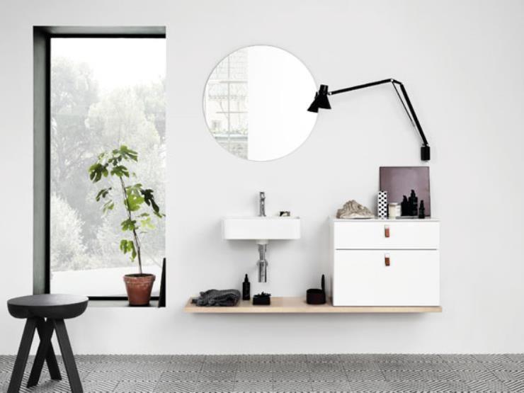 Afbeeldingsresultaat voor kvik badkamer kast op plank   BADx3 ...