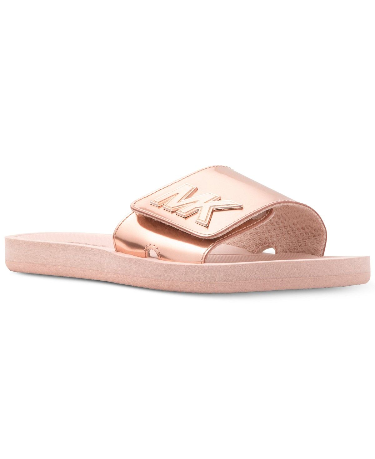 cb1fac95bf9 MICHAEL Michael Kors Pool Slide Sandals - All Women s Shoes - Shoes - Macy s