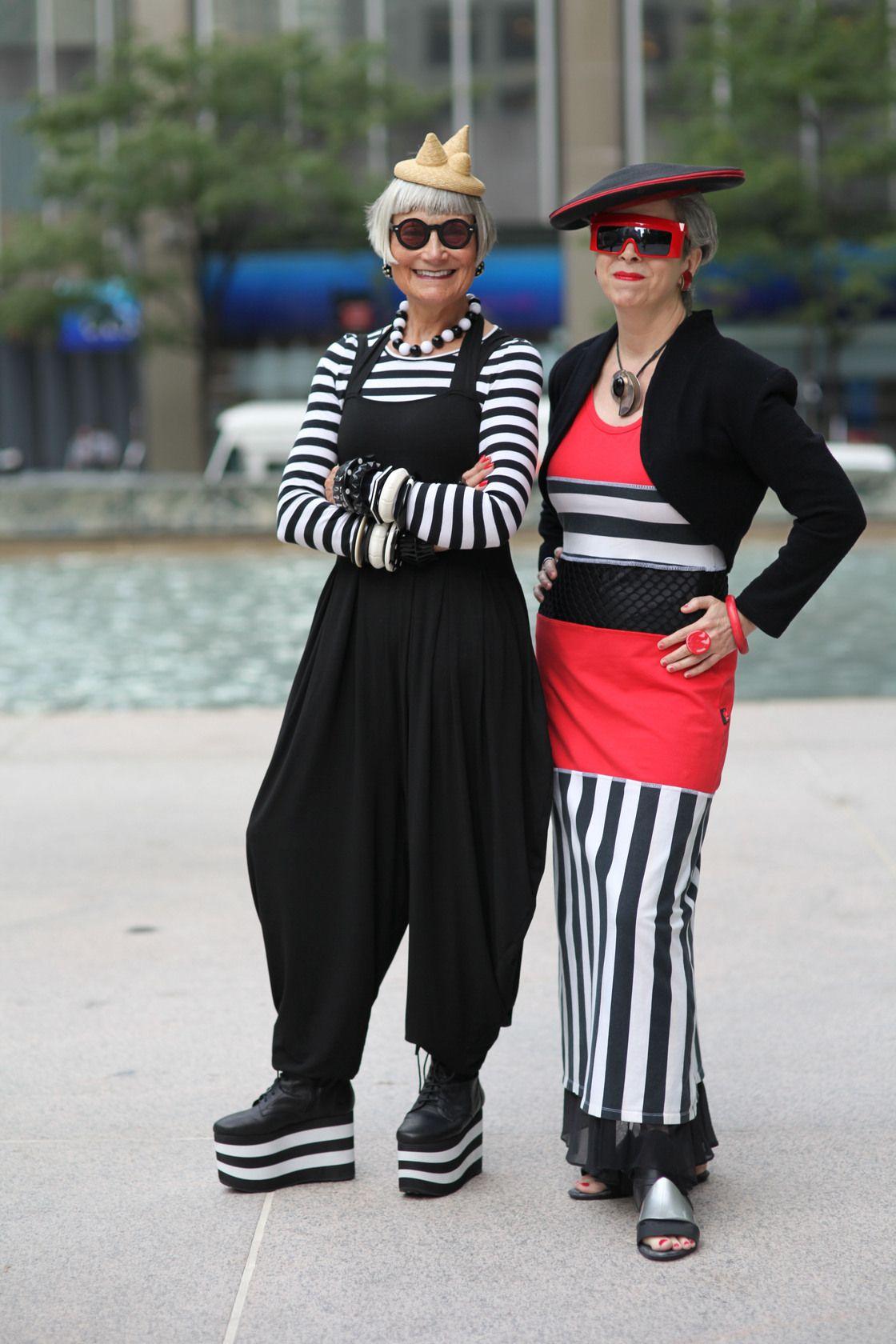 Fabulous outrageously fashion new photo