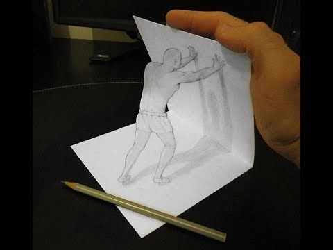 3d Drawing Drawing Step By Step3d Modelseasy Drawings