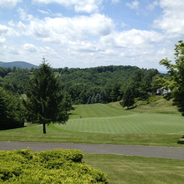 Olde Beau Golf Club. Roaring Gap, N.C.