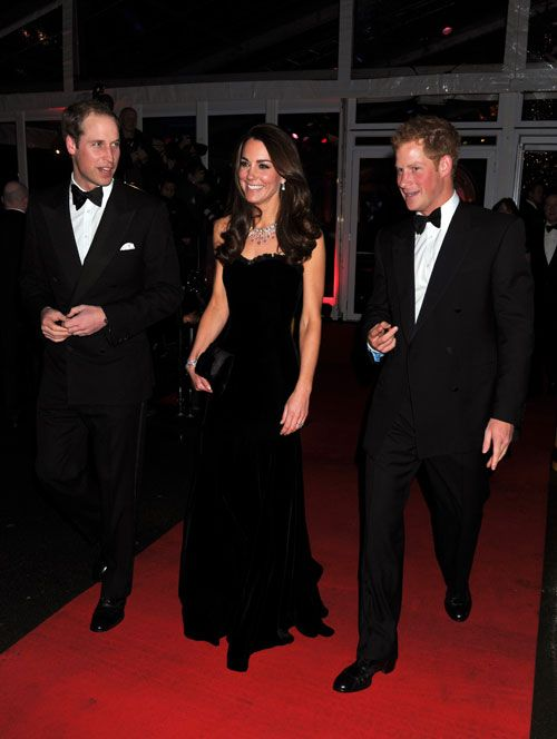 William, Kate & Harry