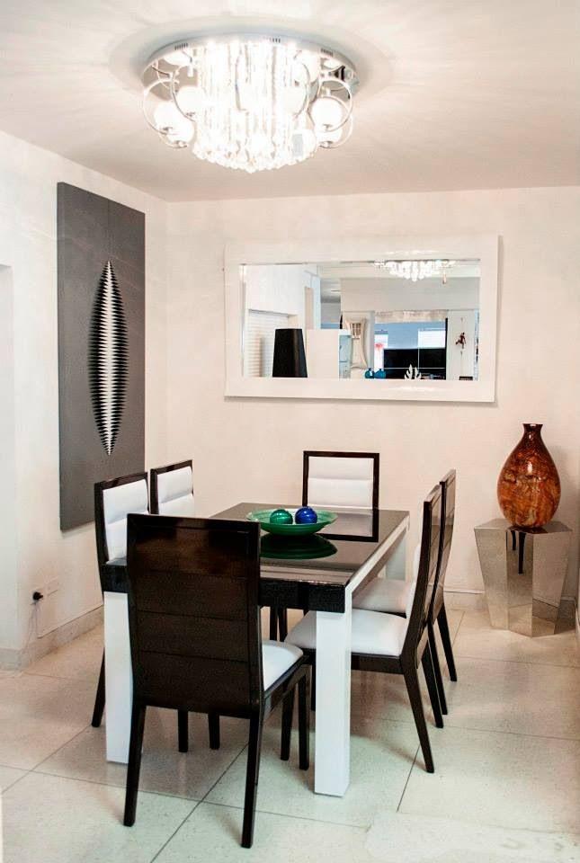 Comedor para espacios peque os disponible en el almac n for Comedores para apartamentos pequenos