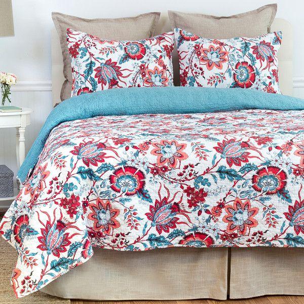 Garden Dream C/&F 108 x 92 King Quilt