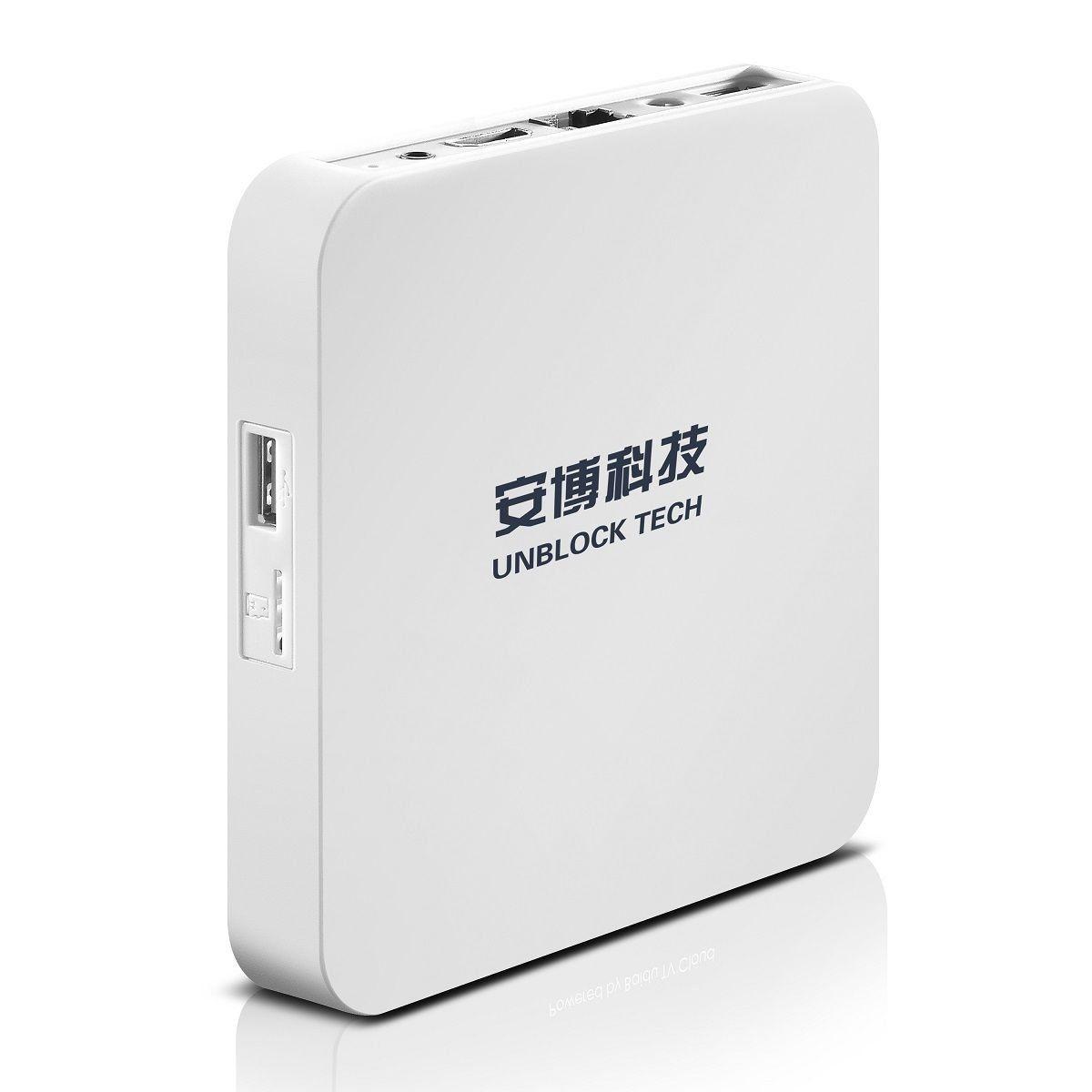 Ubox3 Unblock Tech Tv Box Gen3 Iptv 安博盒子 Ubox S900 Pro 16g 原裝