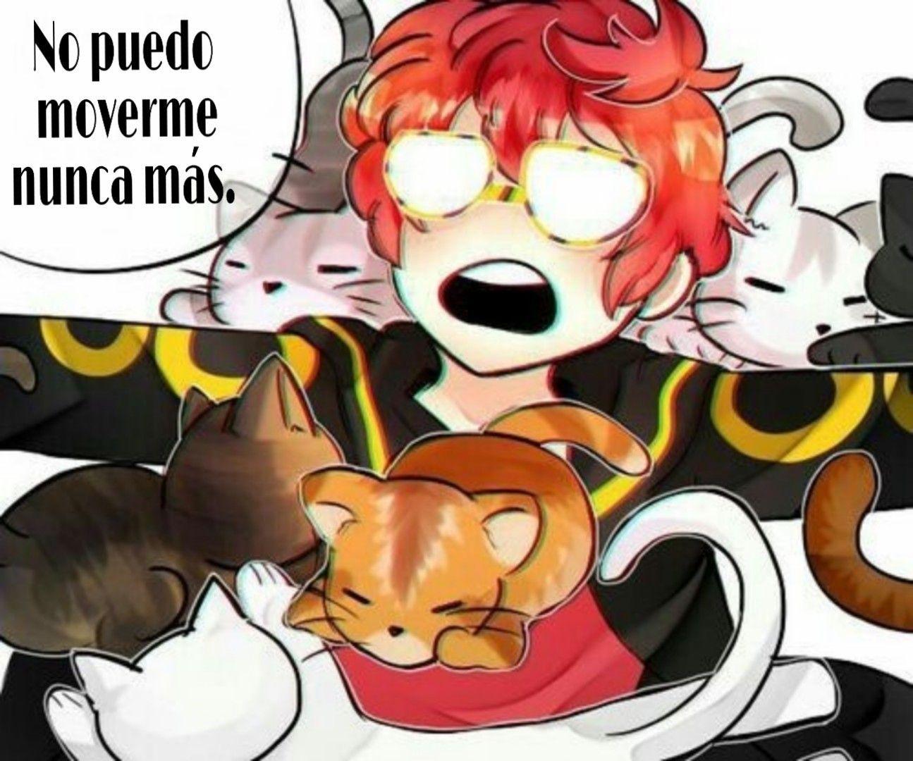 Mystic Messenger Traducciones Español