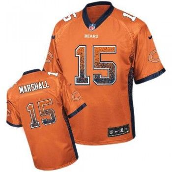 elite brandon marshall youth jersey chicago bears 15 drift fashion