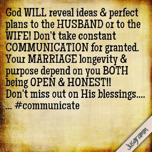 husband takes wife for granted