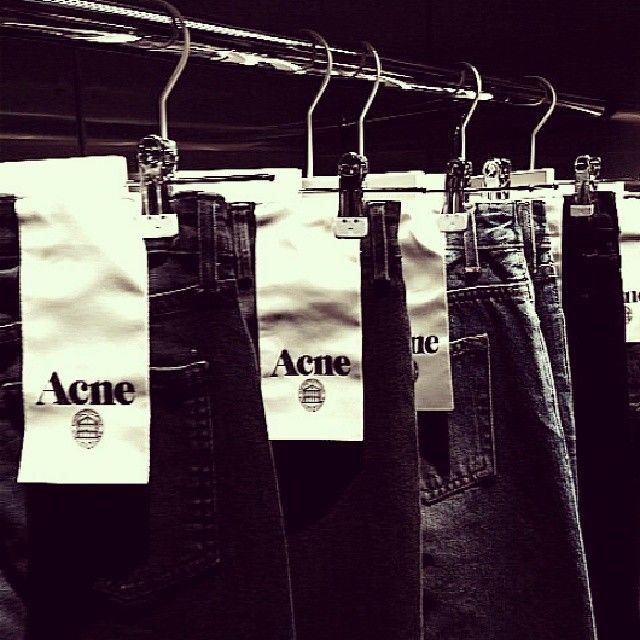 Hello, lover. @Acne Studios