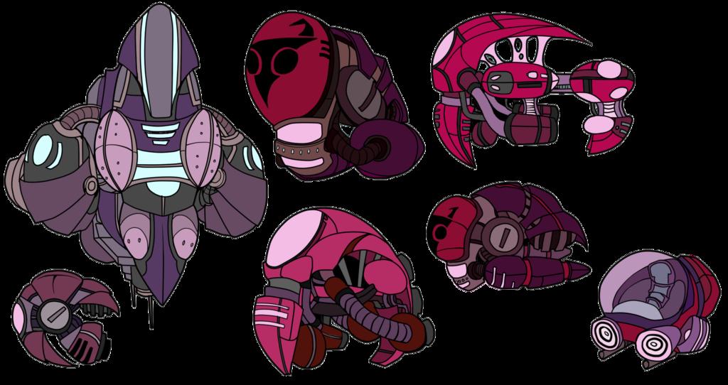 Irken Ship Designs By Theevilteadrinker On Deviantart Invader Zim Characters Alien Concept Art Invader Zim