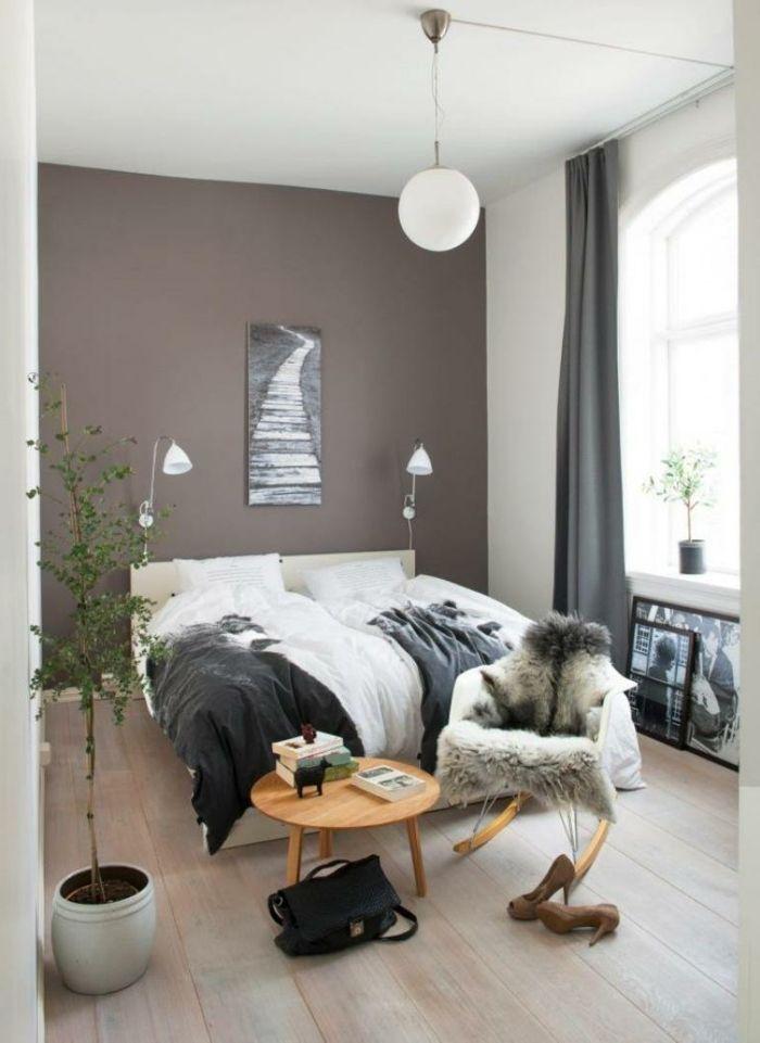 1001 Ideas Sobre Como Decorar Una Habitacion Con Encanto - Como-decorar-una-habitacion-de-matrimonio-moderna