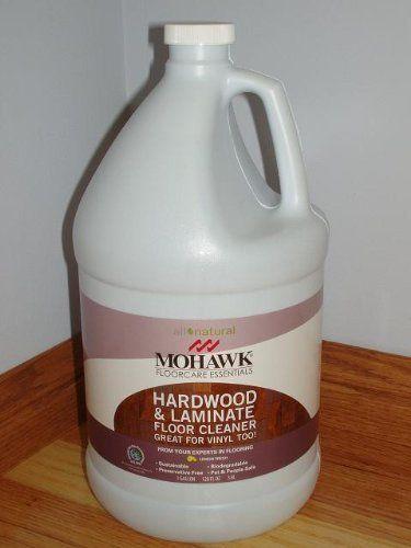 Mohawk Floorcare Essentials Hardwood Laminate Floor Cleaner 1