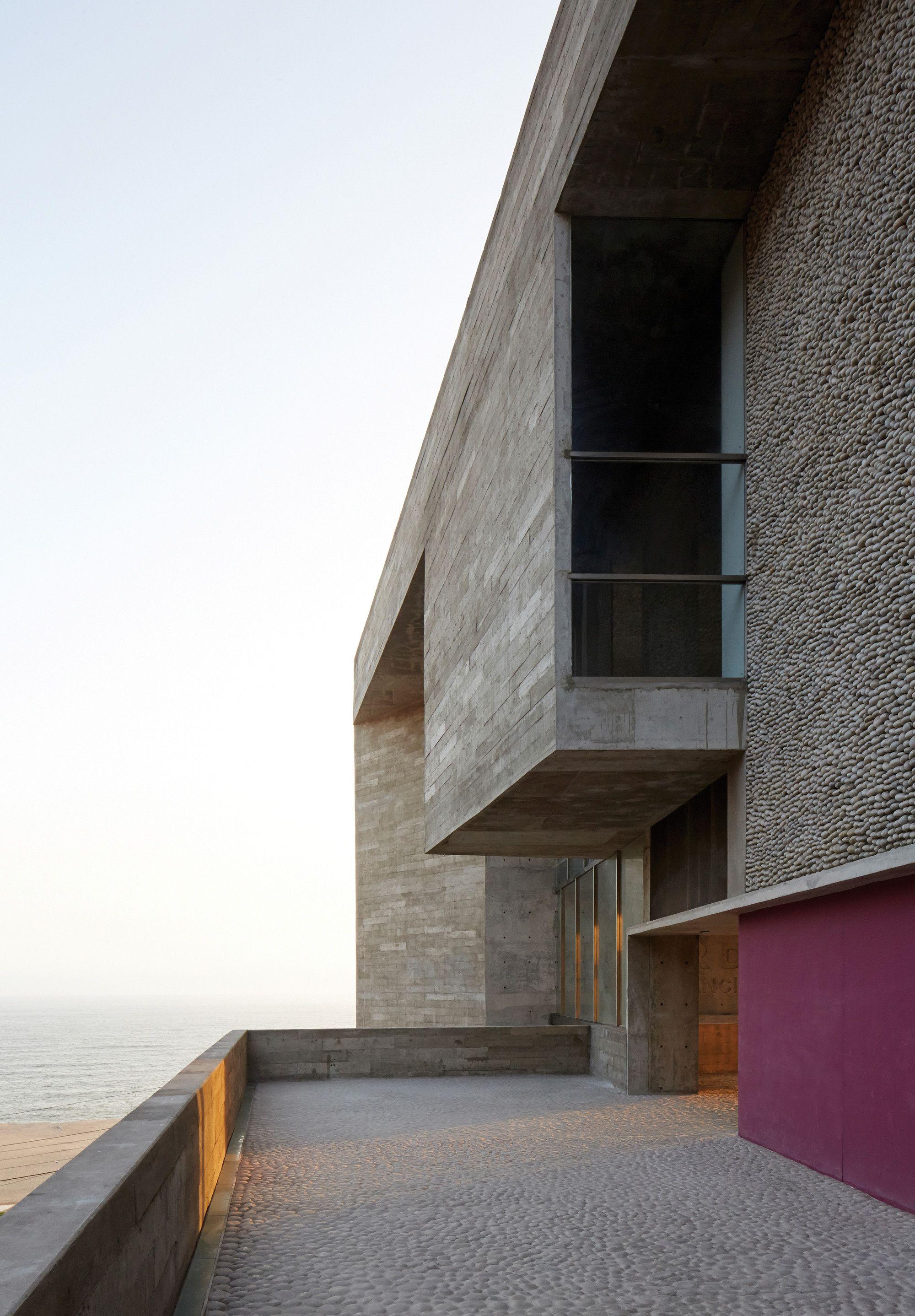 Lugar de La Memoria,© Cristobal Palma / Estudio Palma