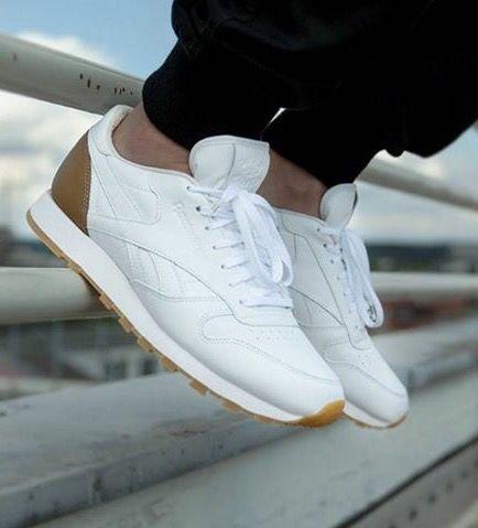Born x Raised x Reebok Classic Leather: White