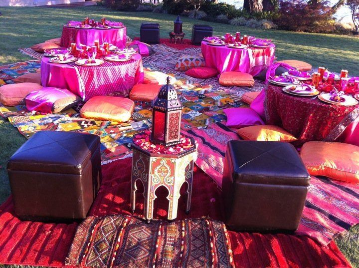 Arabian Nights Prom | Always wanted to have an event themed Arabian Nights | Prom