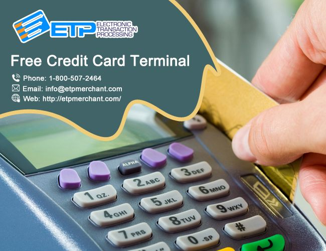 Our free credit card terminal are quite helpful for growing your free wireless credit card processing terminal and portable machines available from etp merchant services credit card processing made easy with no hidden colourmoves Gallery