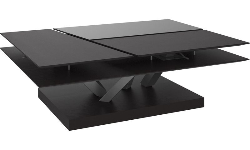 Coffee Tables Barcelona Functional Table With Storage Square