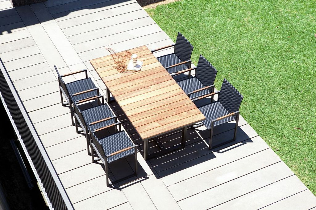Coast dining table 2000 cover grey Modern roofing, Roof