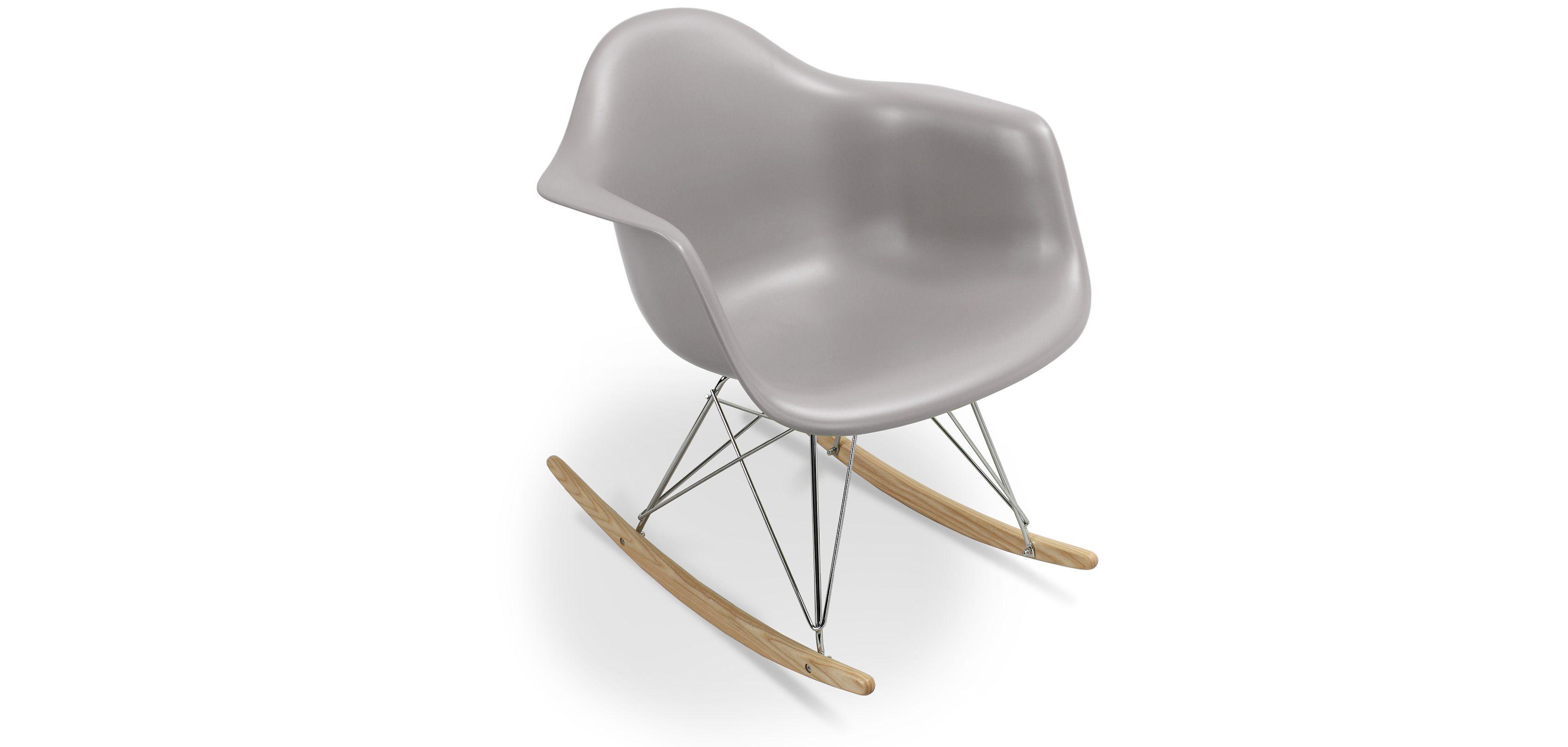 Chaise à bascule - Rocking Chair - RAR Charles Eames - Bakélite ... 7f6720fdd13d