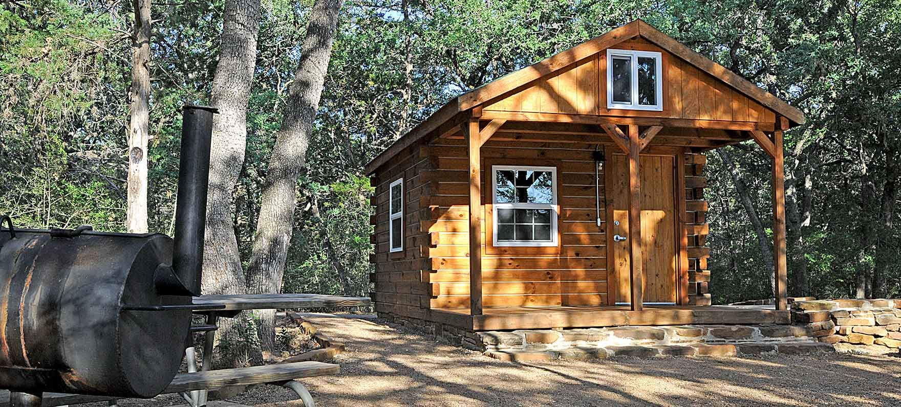 Buescher State Park Limited Use Cabins U2014 Texas Parks U0026 Wildlife Department