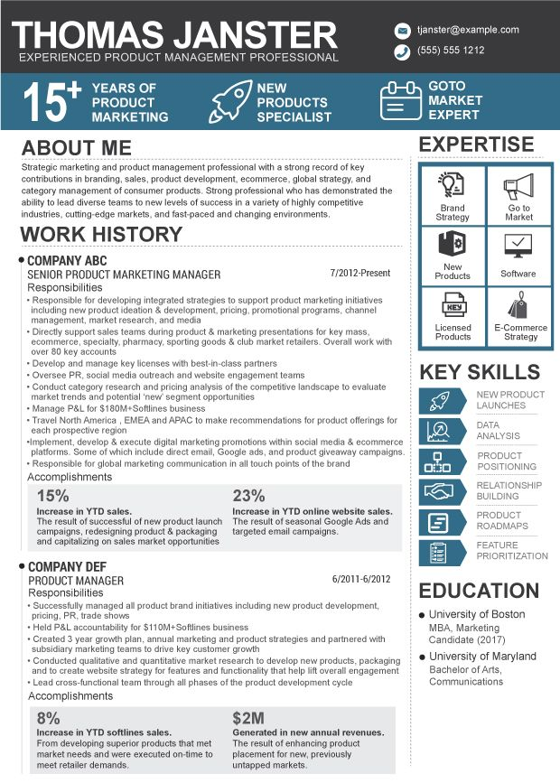 Infographic resumes, resume design, visual resume, infographic CV - infographic resumes