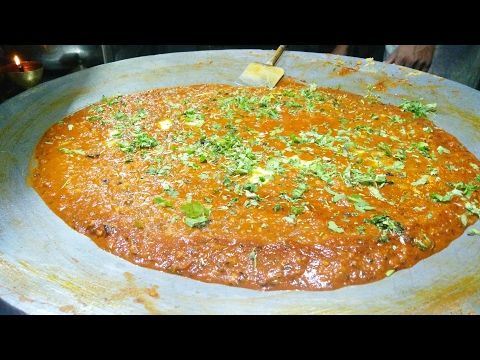 Youtube savoury snacks street food pinterest pav bhaji desi pav bhaji is a fast food dish from maharashtra india consisting of a thick vegetable curry pavbhaji fried and served with a soft forumfinder Choice Image
