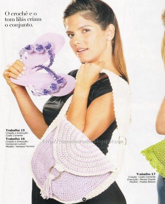 Sea of ideas to crochet!. Talk to LiveInternet - Russian Service Online Diaries