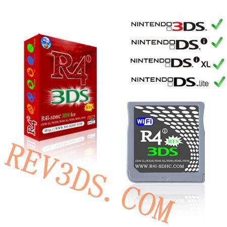 Best R4 card for your 3ds/3ds xl is R4I SDHC 3DS RTS - rev3ds | Nintendo 3ds, Cards, Nintendo ds