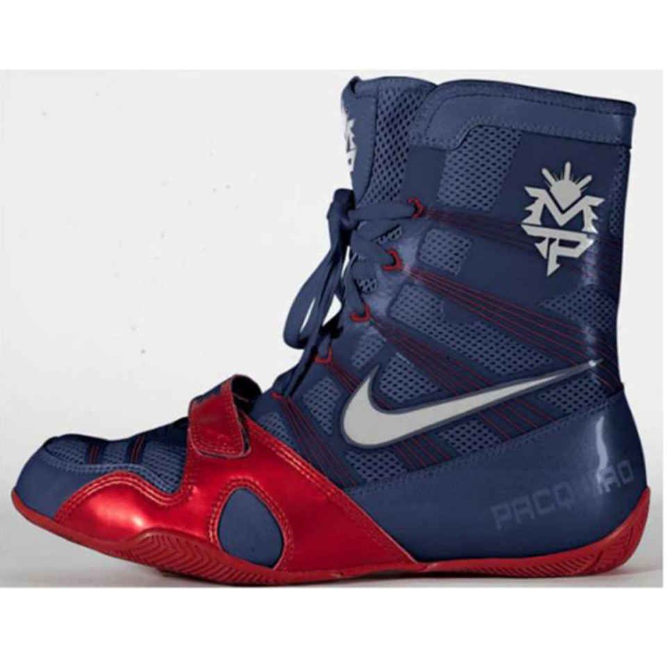 best service cd832 48945 Manny Pacquiao x Nike HyperKO MP Boxing Boot - New Colorways - Freshness Mag