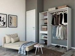 Dressing Blanc Zenit Le Dressing Brico Depot Rideaux Gris Dressing Blanc Idee Dressing