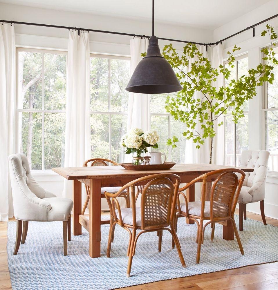 Lovely deco en 2019 rideaux de salle manger salons de - Rideaux salle a manger salon ...