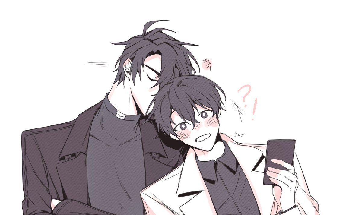 pin by tuna on omniscient reader cute boy drawing anime guys cute anime guys