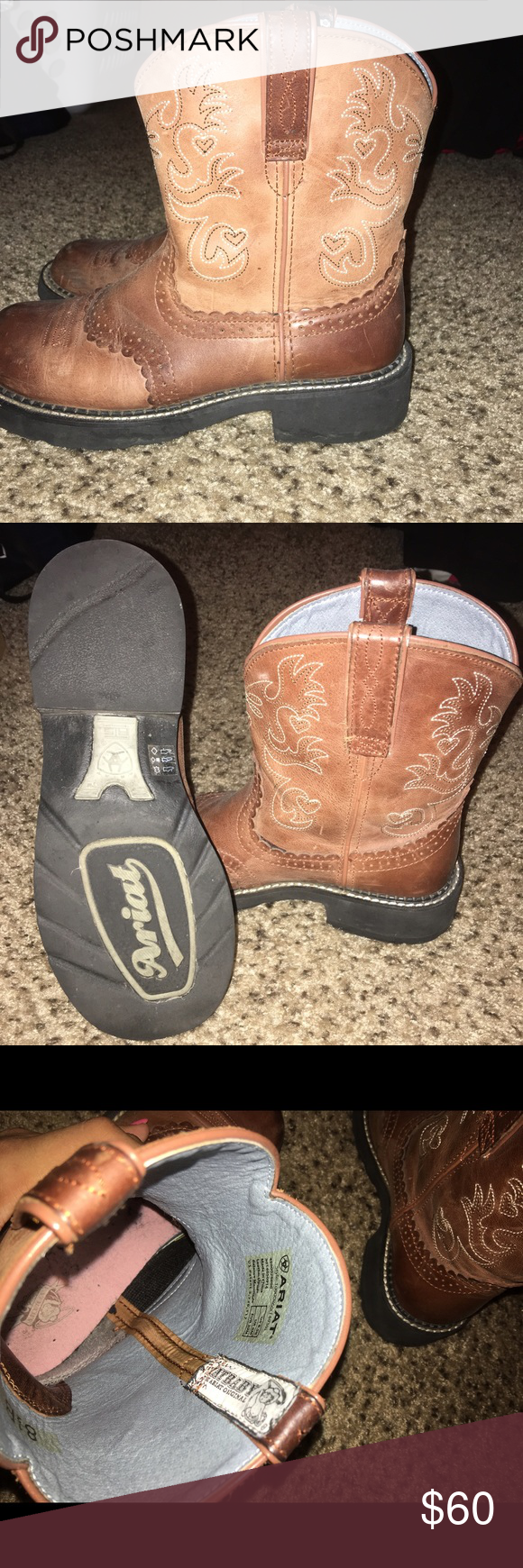 Ariat boots | Brown, Cleaning and Boots