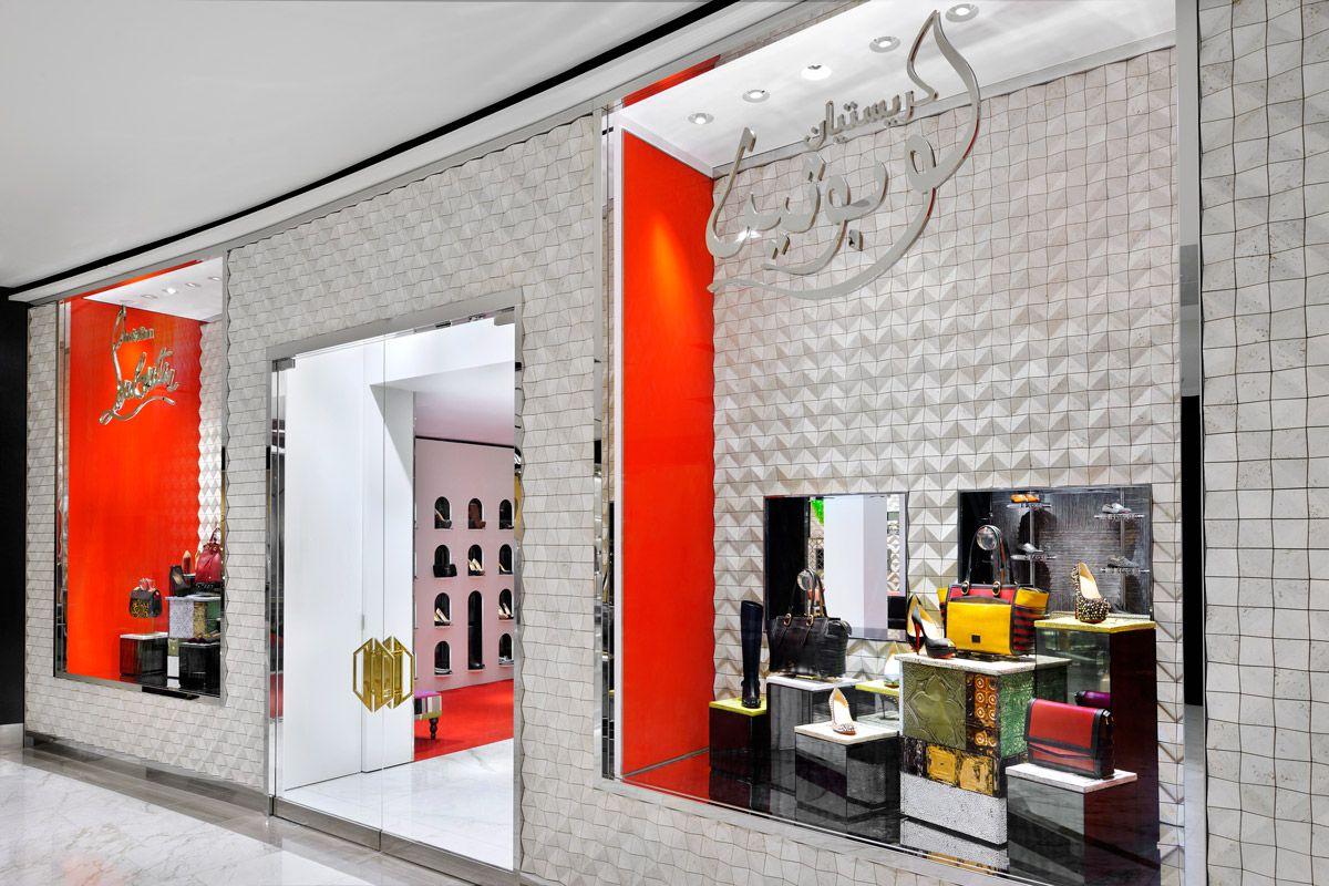 c156791360a Christian Louboutin Boutique, Abu Dhabi, UAE | shoe shop ideas in ...