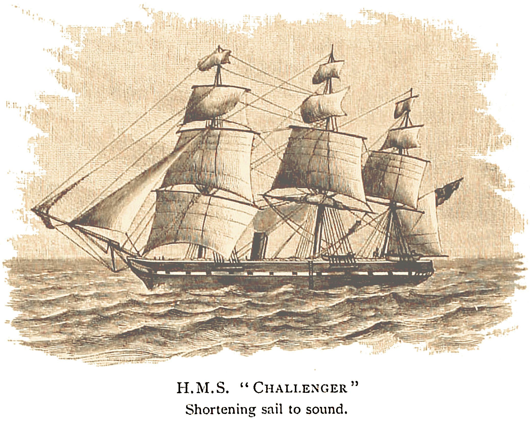The HMS Challenger Expedition Of 1872 Was The First Major