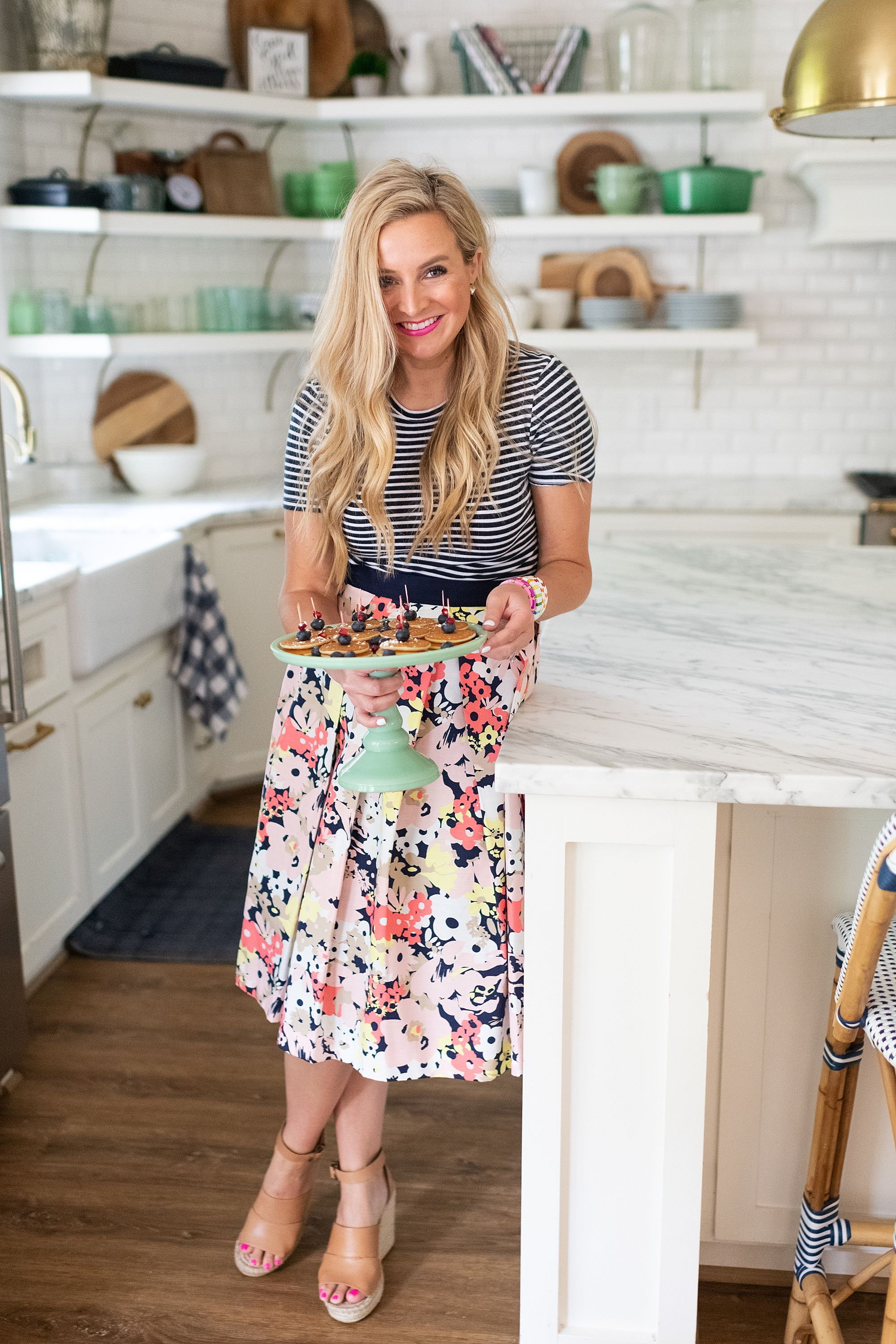 Four Outfits to Wear to a Brunch