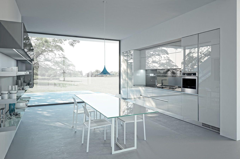 ONE kitchen by Ernestomeda | Kitchen | Pinterest | Kitchens ...