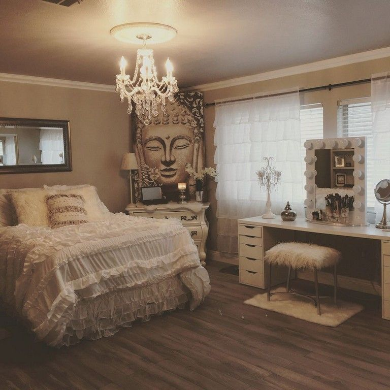 33 Rural Shabby Chic Bedroom Decorating Ideas Shabby Chic Decor