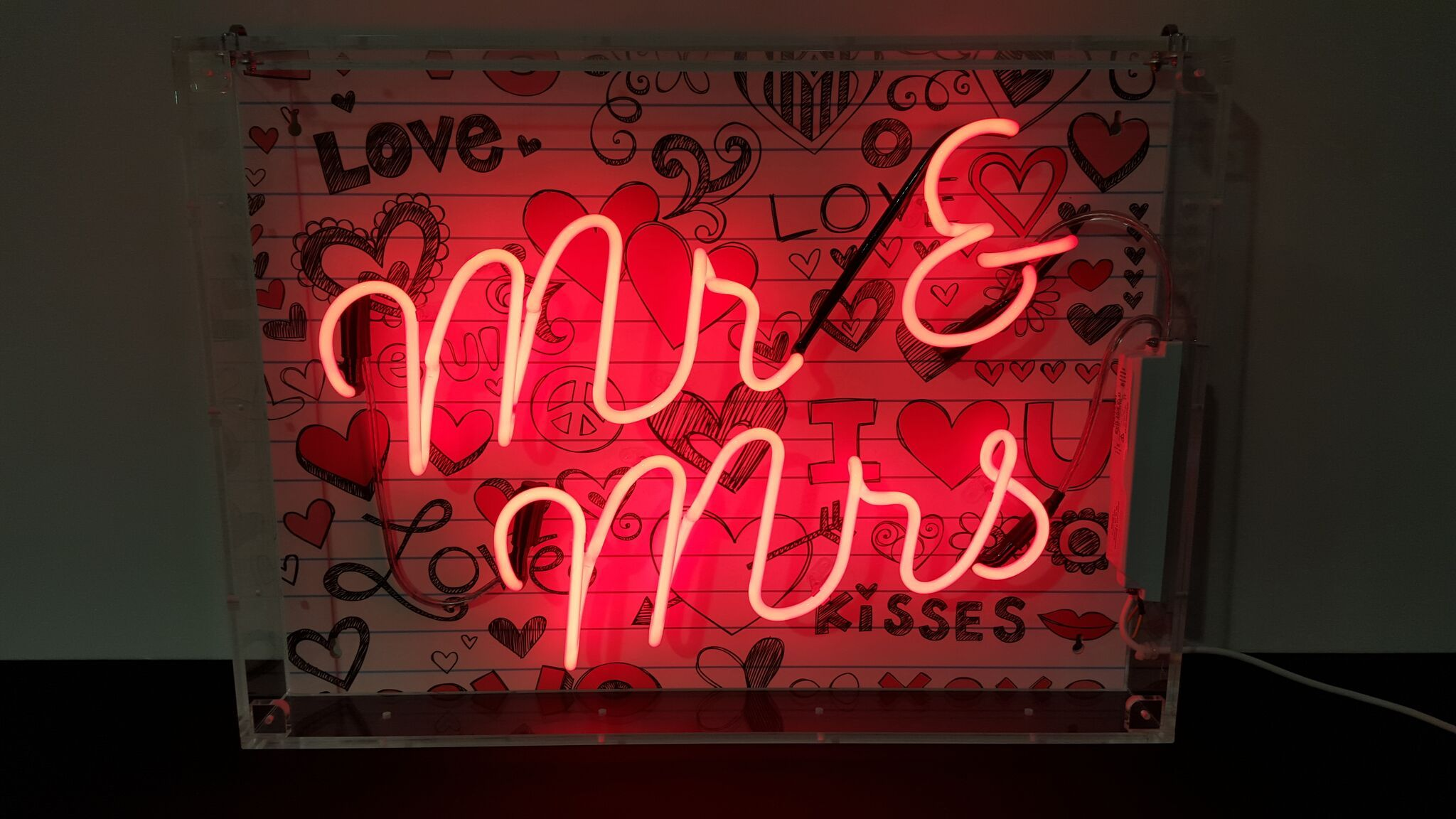 Neon Lights and Neon Signs to Hire from Letrero de neón