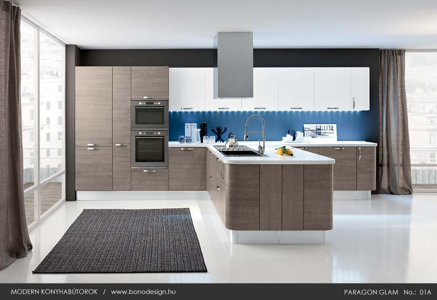 Colombini Artec olasz konyhabútorok, design konyha bútorok ...