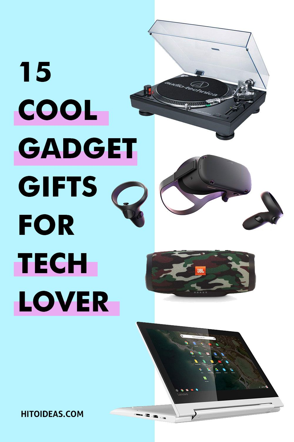 15 Cool And Unique Tech Gifts For Guys Of 2020 For Him And For Dad Cool Tech Gifts Tech Gifts Tech Gifts For Men