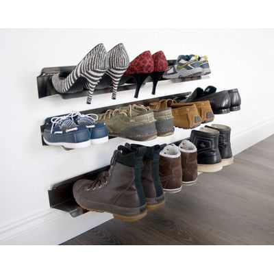j-me Original Design Horizontal Shoe Rack & Reviews | Wayfair ...
