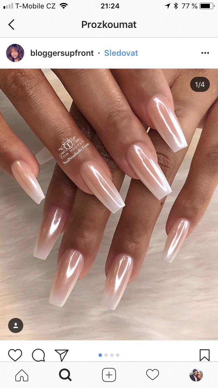 Pin By Cricket On Nail It Coffin Nails Designs Cute Acrylic Nails Chrome Nails