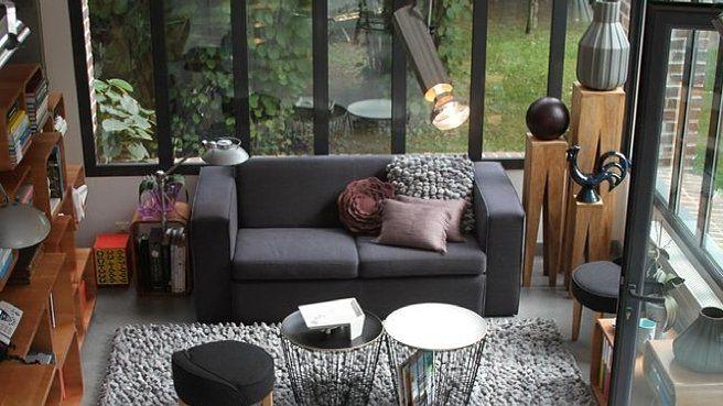 j 39 aime cette photo sur et vous inspiration d co maison verandas home decor et. Black Bedroom Furniture Sets. Home Design Ideas